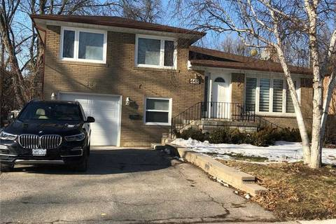 House for sale at 448 Hounslow Ave Toronto Ontario - MLS: C4699153