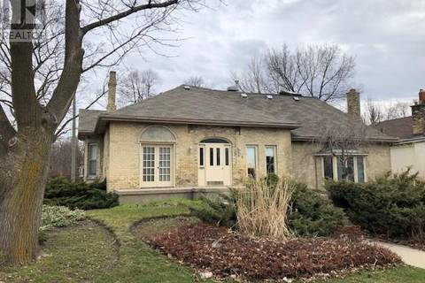 Townhouse for sale at 448 Oxford St London Ontario - MLS: 188031