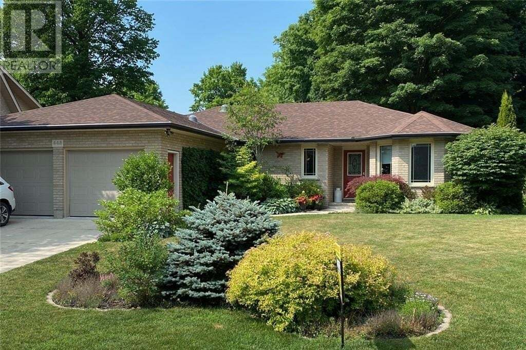 House for sale at 448 Queen's Bush Rd Saugeen Shores Ontario - MLS: 242614