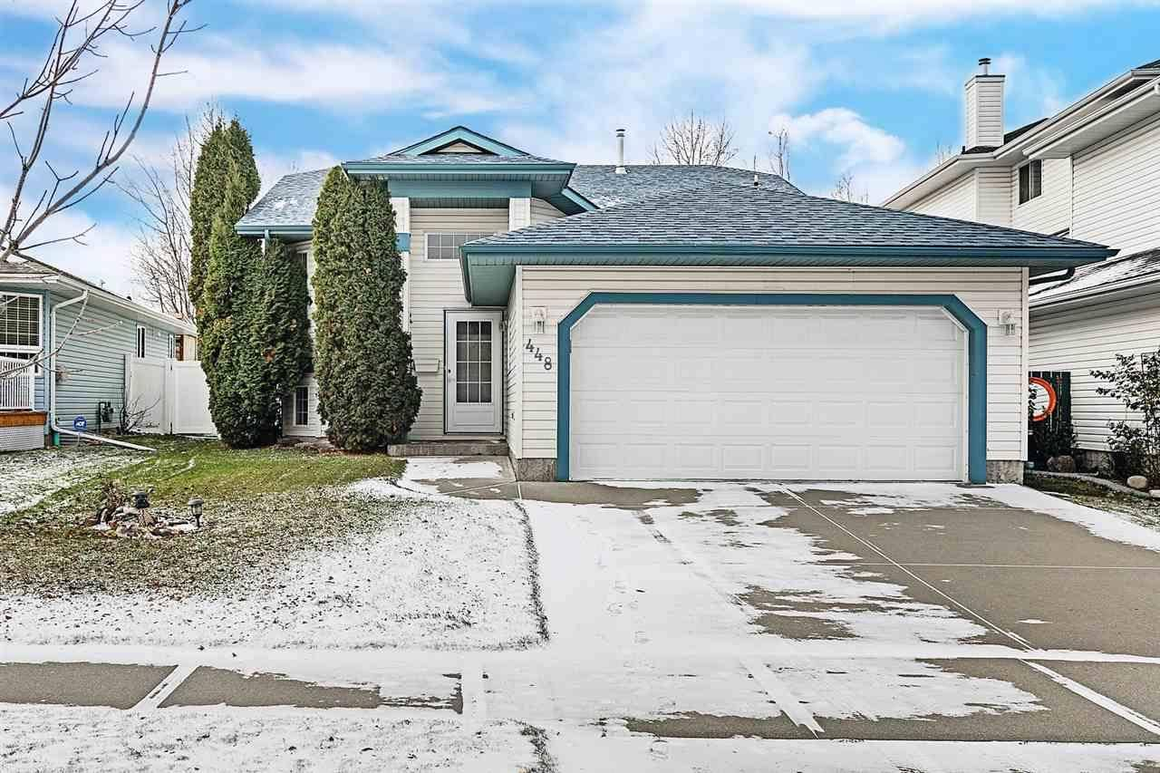House for sale at 448 Rainbow Cres Sherwood Park Alberta - MLS: E4178372