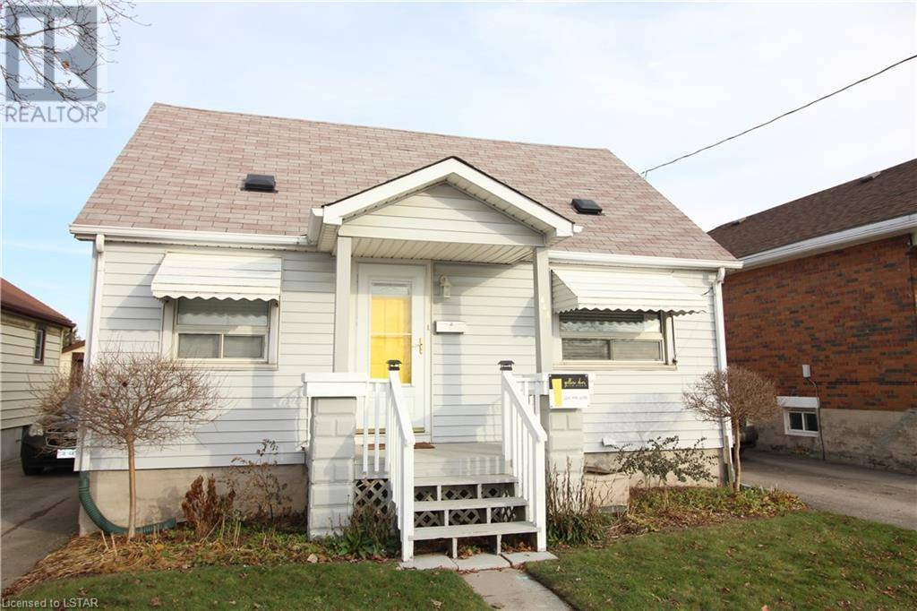 House for sale at 448 Third St London Ontario - MLS: 235195