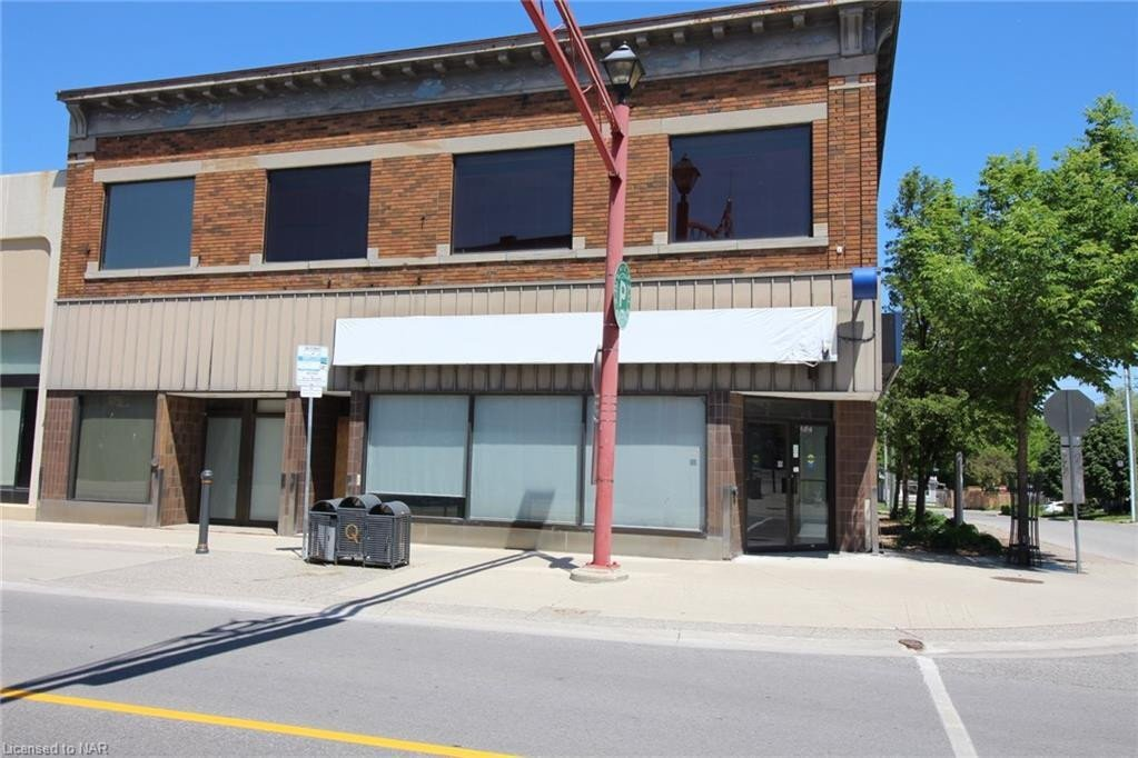 Commercial property for sale at 4481 Queen St Niagara Falls Ontario - MLS: 30810978