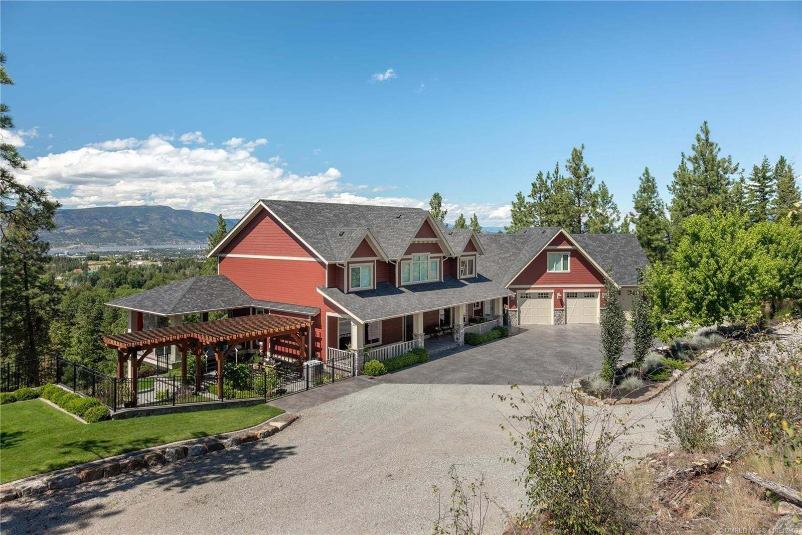 House for sale at 4482 Hayes Rd Kelowna British Columbia - MLS: 10212663