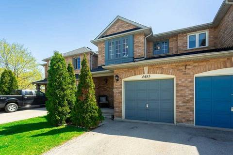 Townhouse for sale at 4483 Victory Ct Burlington Ontario - MLS: W4445533