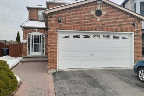House for sale at 4485 Full Moon Circ Mississauga Ontario - MLS: W4652099
