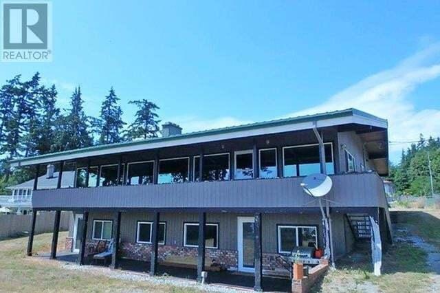 House for sale at 4488 Sanderson Rd Texada Island British Columbia - MLS: 14973