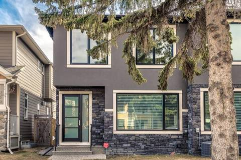 Townhouse for sale at 449 26 Ave Northwest Calgary Alberta - MLS: C4247341