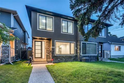 Townhouse for sale at 449 26 Ave Northwest Calgary Alberta - MLS: C4263619