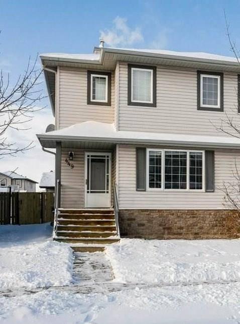 Townhouse for sale at 449 Aster Cs Leduc Alberta - MLS: E4184424