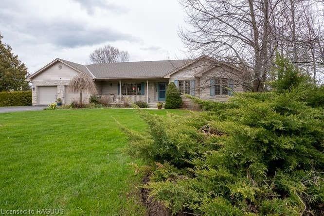 House for sale at 449 Balmy Beach Rd Georgian Bluffs Ontario - MLS: 258130