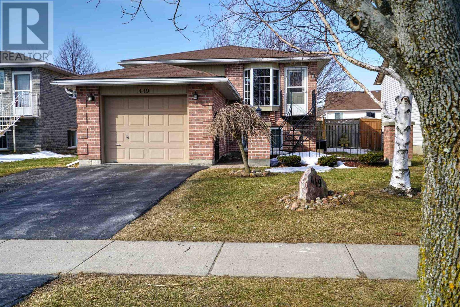 House for sale at 449 Barnsley Cres Kingston Ontario - MLS: K20001286