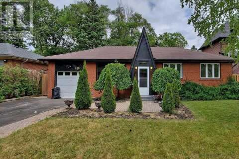 House for sale at 449 Brownfield Gdns Toronto Ontario - MLS: E4843597