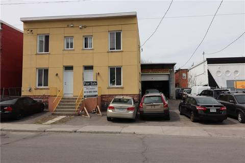 Townhouse for sale at 449 Catherine St Ottawa Ontario - MLS: 1155701