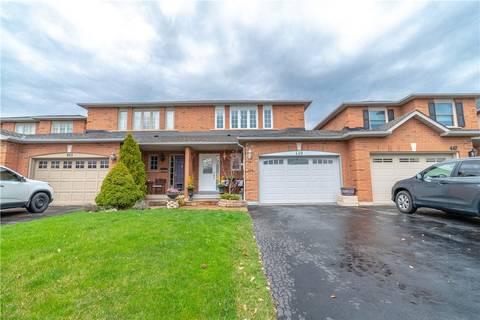 Townhouse for sale at 449 Fothergill Blvd Burlington Ontario - MLS: H4051812