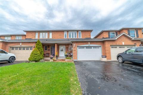 Townhouse for sale at 449 Fothergill Blvd Burlington Ontario - MLS: W4428471