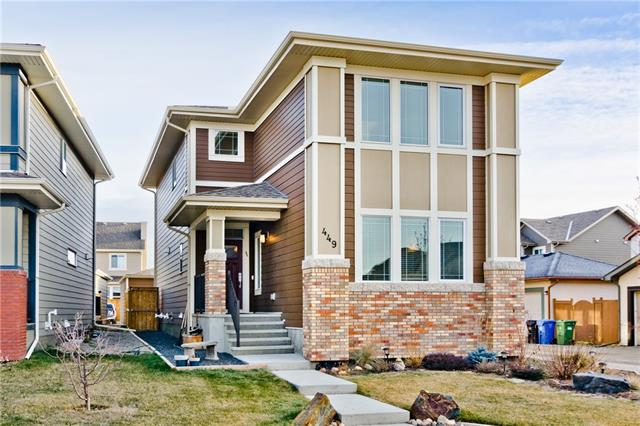 For Sale: 449 Marquis Heights Southeast, Calgary, AB | 3 Bed, 3 Bath House for $509,800. See 24 photos!