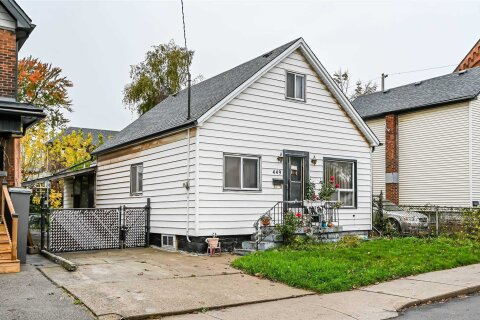 House for sale at 449 Mary St Hamilton Ontario - MLS: X4965827