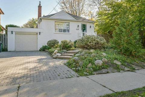 House for sale at 449 Ruth Ave Toronto Ontario - MLS: C4494407