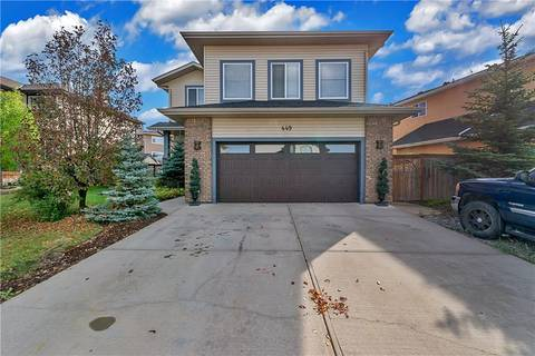 House for sale at 449 Sunset Li Crossfield Alberta - MLS: C4270312