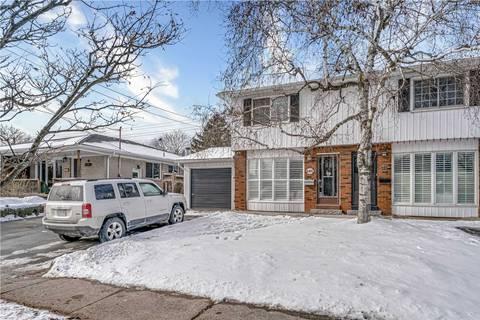 Townhouse for sale at 4491 Bennett Rd Burlington Ontario - MLS: W4691674