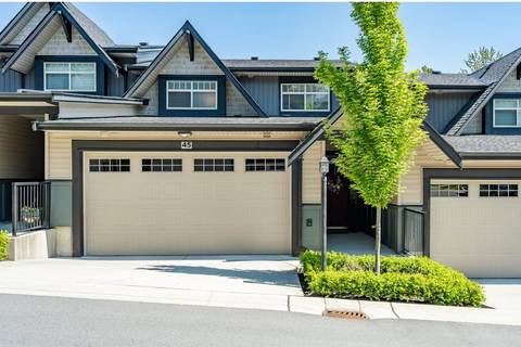 Townhouse for sale at 10525 240 St Unit 45 Maple Ridge British Columbia - MLS: R2454637