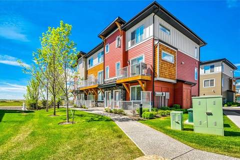 Townhouse for sale at 111 Rainbow Falls Gt Unit 45 Chestermere Alberta - MLS: C4253201