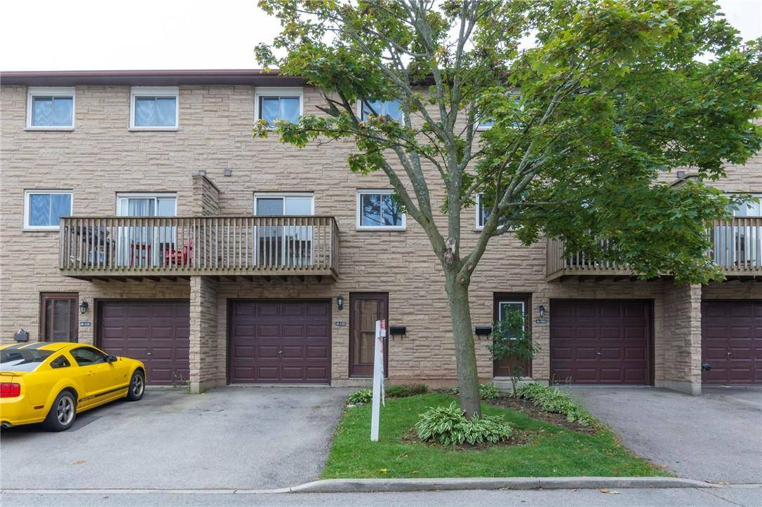 Townhouse for sale at 1155 Paramount Dr Unit 45 Stoney Creek Ontario - MLS: H4063516