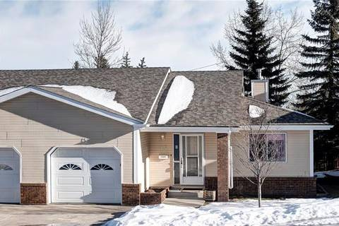 Townhouse for sale at 140 Strathaven Circ Southwest Unit 45 Calgary Alberta - MLS: C4283367