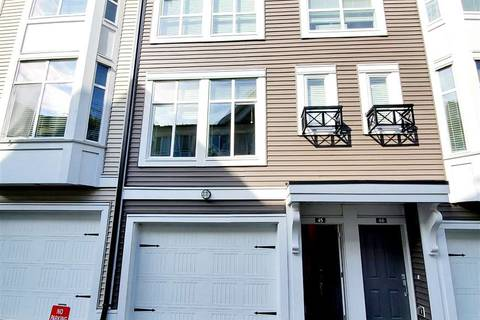 Townhouse for sale at 14433 60 Ave Unit 45 Surrey British Columbia - MLS: R2412094