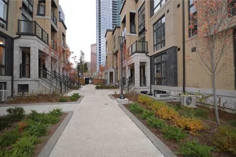 Apartment for rent at 19 Eldora Ave Unit 45 Toronto Ontario - MLS: C4726428