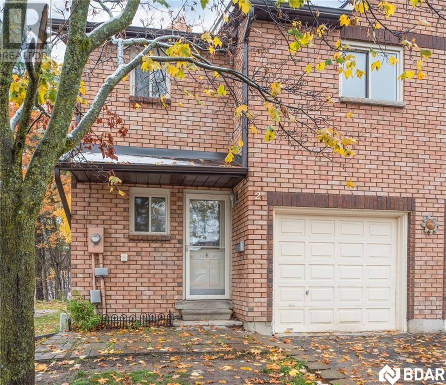 Townhouse for sale at 2 Evergreen Ct Unit 45 Barrie Ontario - MLS: 30780790