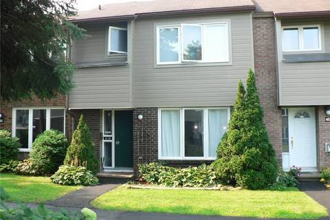 Townhouse for sale at 21 Midland Cres Unit 45 Ottawa Ontario - MLS: 1146719