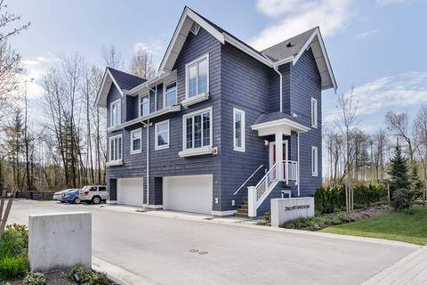 Townhouse for sale at 2560 Pitt River Rd Unit 45 Port Coquitlam British Columbia - MLS: R2450469
