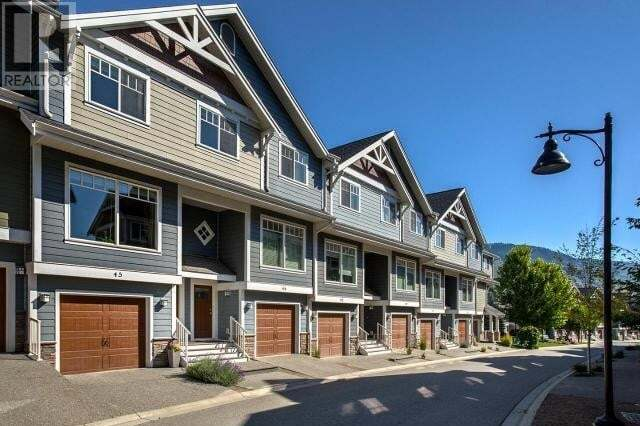 Townhouse for sale at 2860 Valleyview Drive  Unit 45 Kamloops British Columbia - MLS: 157227