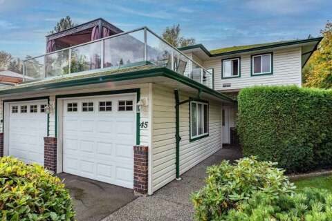 Townhouse for sale at 34250 Hazelwood Ave Unit 45 Abbotsford British Columbia - MLS: R2510615