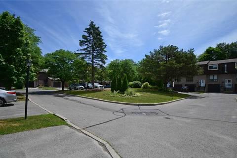 Condo for sale at 350 Camelot Ct Unit 45 Oshawa Ontario - MLS: E4520524