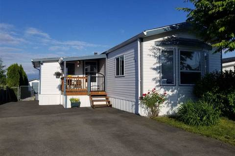 Home for sale at 41168 Lougheed Hy Unit 45 Mission British Columbia - MLS: R2379860