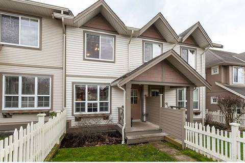Townhouse for sale at 4401 Blauson Blvd Unit 45 Abbotsford British Columbia - MLS: R2435753