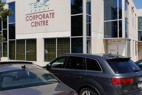 Commercial property for lease at 5 Kodiak Cres Apartment 4,5 Toronto Ontario - MLS: W4612917