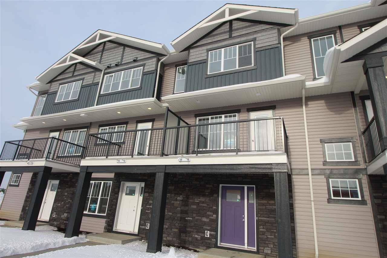 Townhouse for sale at 50 Mclaughlin Dr Unit 45 Spruce Grove Alberta - MLS: E4182717