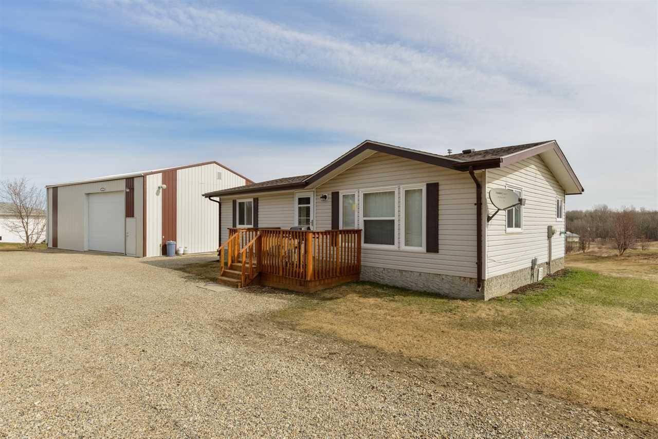 House for sale at 52318 Rge Rd Unit 45 Rural Parkland County Alberta - MLS: E4195336