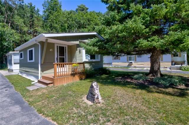 House for sale at 45-525 Midland Point Road Midland Ontario - MLS: S4237122