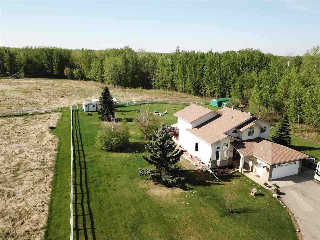 House for sale at 54120 Rge Rd Unit 45 Rural Parkland County Alberta - MLS: E4149724