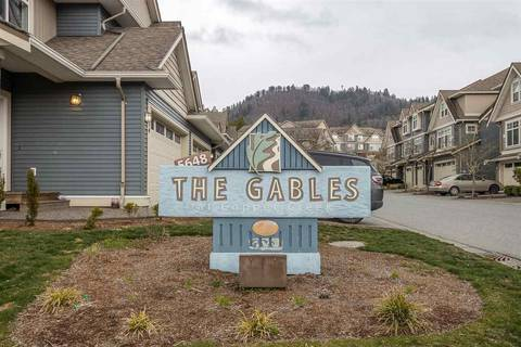 Townhouse for sale at 5648 Promontory Rd Unit 45 Sardis British Columbia - MLS: R2448150