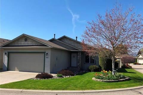 Townhouse for sale at 5888 Okanagan Landing Rd Unit 45 Vernon British Columbia - MLS: 10184380