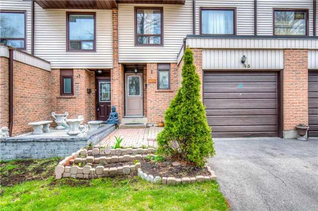 Sold: 45 - 6040 Montevideo Road, Mississauga, ON