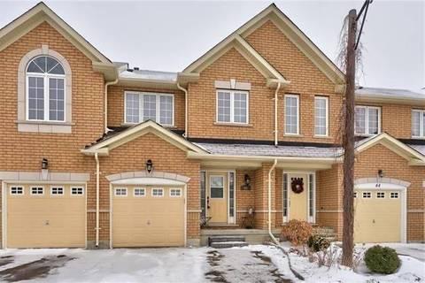 Townhouse for sale at 620 Ferguson Dr Unit 45 Milton Ontario - MLS: W4716346