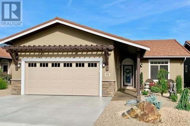 House for sale at 6823 Tuc El Nuit Dr Unit 45 Oliver British Columbia - MLS: 183916