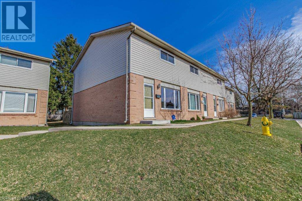 Townhouse for sale at 7 Gatewood Pl Unit 45 London Ontario - MLS: 253141