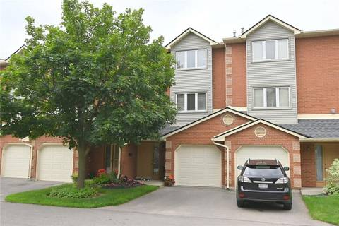 Townhouse for sale at 72 Stone Church Rd W Unit 45 Hamilton Ontario - MLS: H4058808